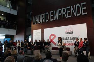 """Décimo aniversario de """"Madrid Emprende"""""""