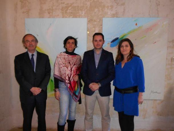 Pablo Garcia-Valdecasas, Director de la Unidad de Economía Social de la Comunidad de Madrid visita ASALMA
