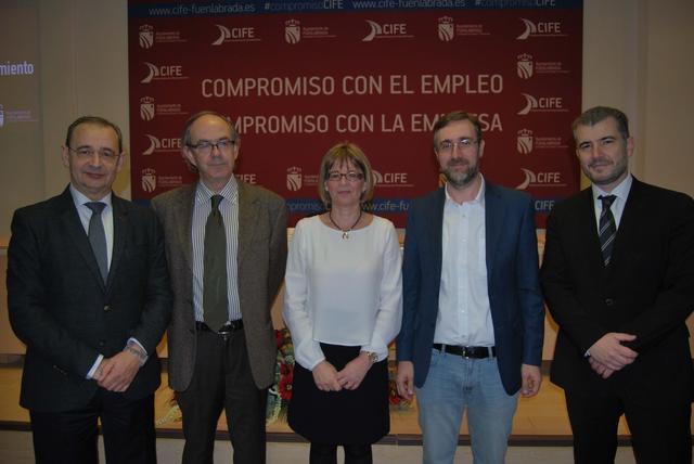 """Asalma organiza con el Ayuntamiento de Fuenlabrada la jornada """"Compromiso con el empleo. Compromiso con la empresa"""""""