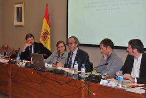 """El Gerente de ASALMA, participa en la Jornada """"Las empresas de economía social ante la agenda post 2015"""""""