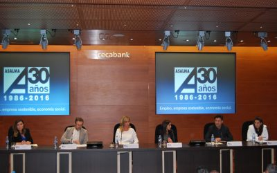ASALMA Celebró la Jornada Conmemorativa de su 30 Aniversario