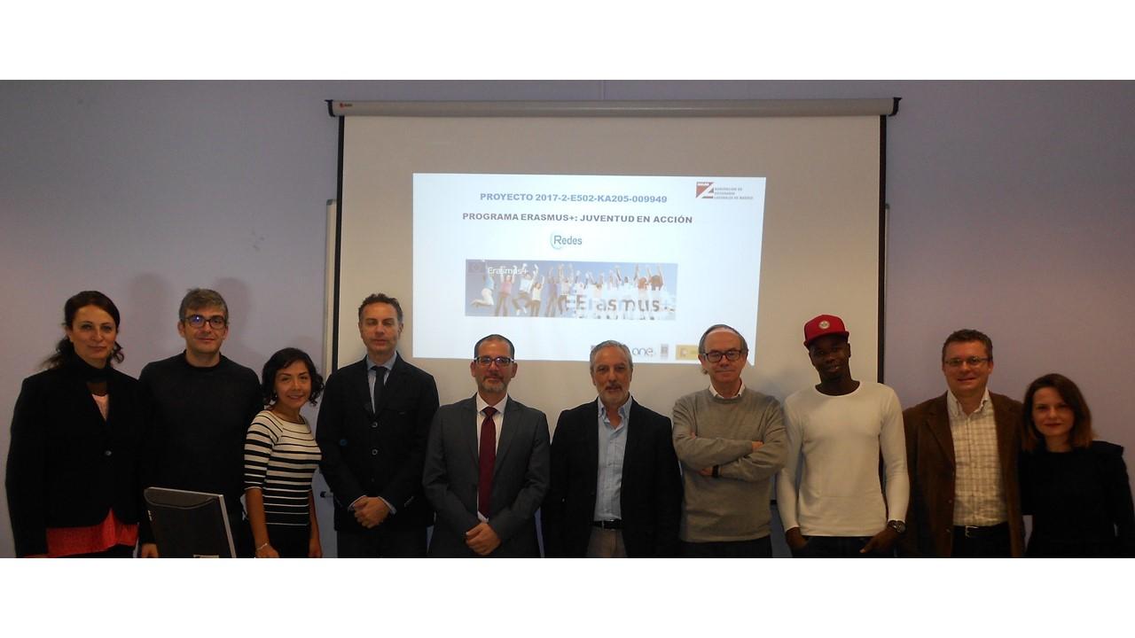 ASALMA pone en marcha el proyecto REDES