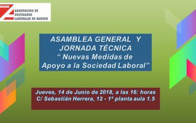 Asamblea General de ASALMA