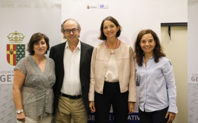 ASALMA participa en un encuentro con la Ministra de Industria, Comercio y Turismo y la Alcaldesa de Getafe para buscar soluciones a los problemas de estos sectores