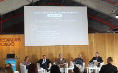 El Ayuntamiento de Madrid presenta la Estrategia de Economía Social y Solidaria 2018-2025